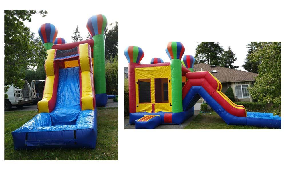 Big Ballons Pool